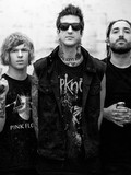 The rest of the Of Mice & Men band. (Tino, Phil and Aaron)
